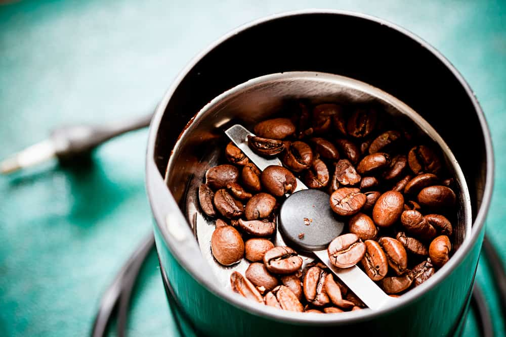 Blade Grinder for Coffee