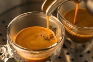Comparing Espresso and Latte and Cappuccino