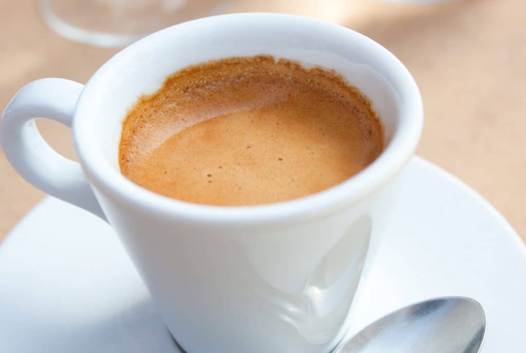 Does Espresso have more caffeine than coffee?