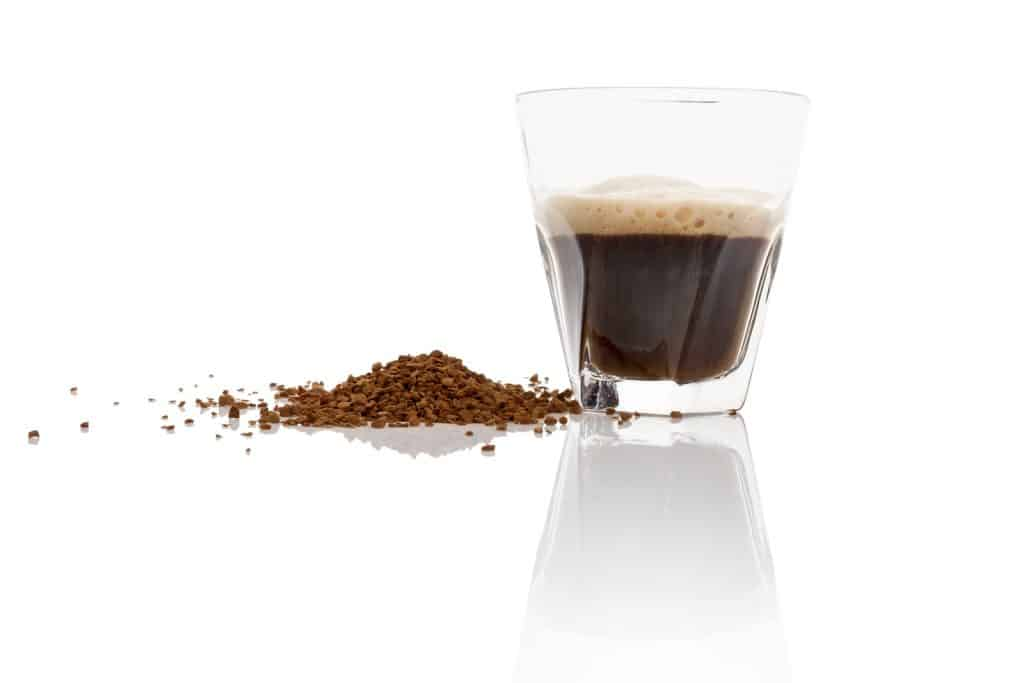 Does Instant Coffee use different Types of Coffee Beans