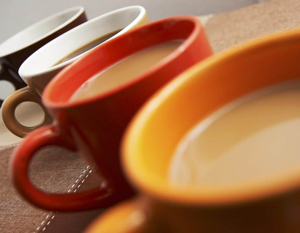 Is there caffeination left in a coffee that's been decaffeinated?