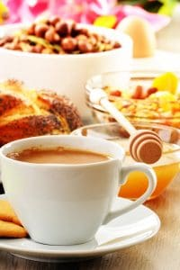 Sweeten your coffee with honey