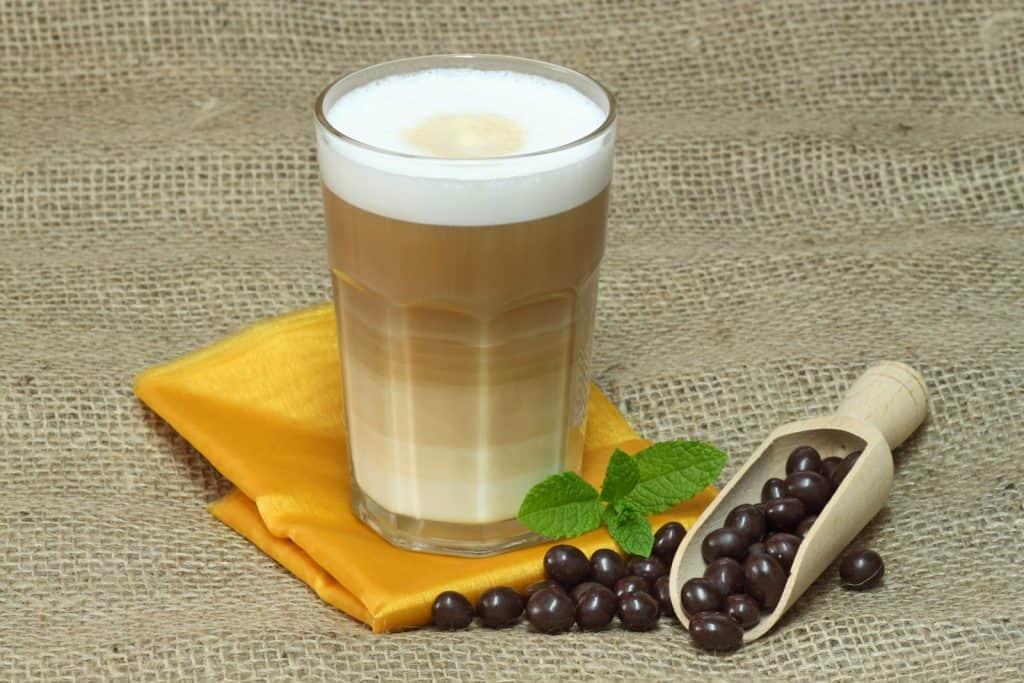 What is a Latte Macchiato