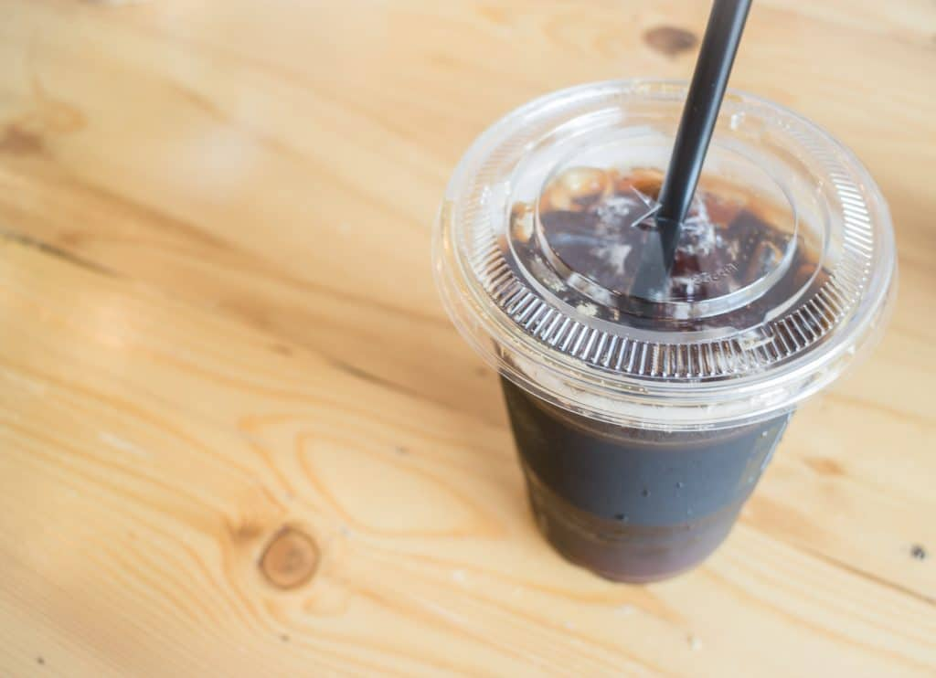 Comparing iced coffee with cold brew