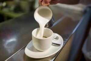 Does milk add calories to your cup of coffee?