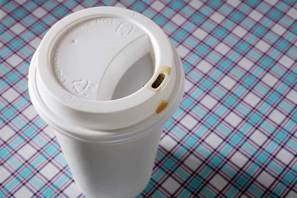 Why Do Paper Coffee Cups Say - Do not Microwave