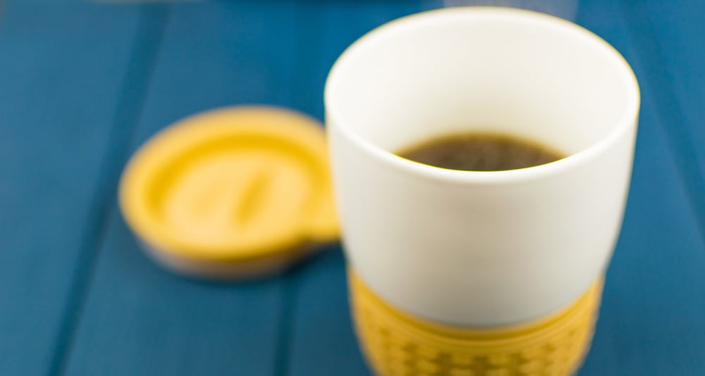 Best ways to keep your coffee hot - Use a thermal mug
