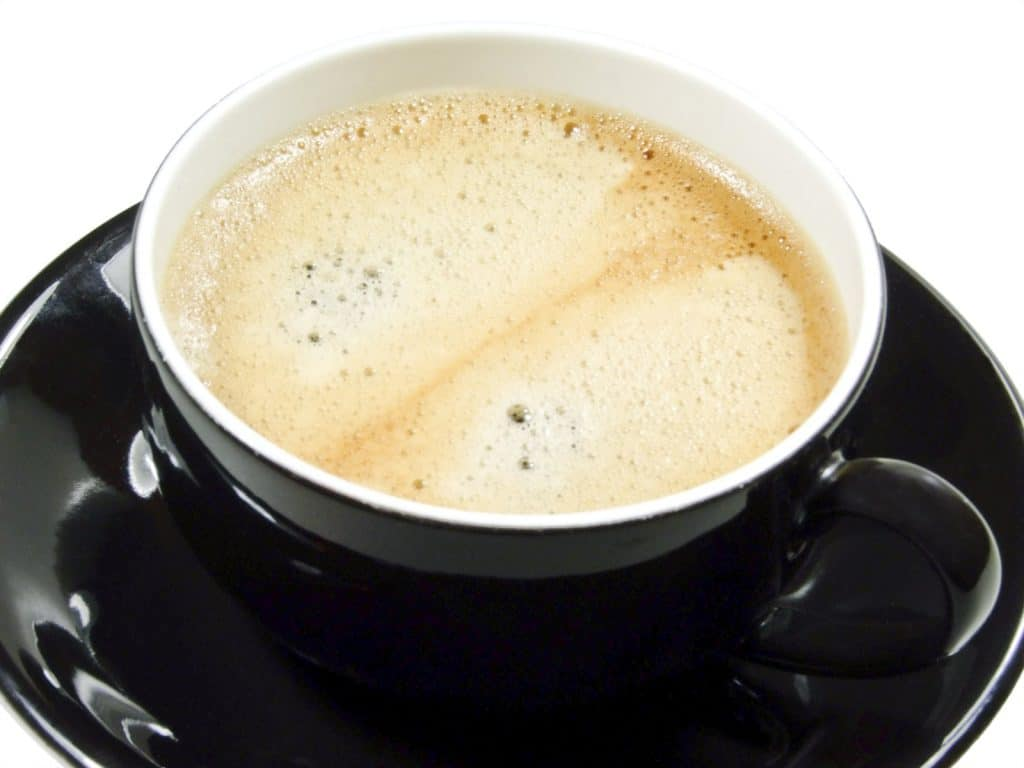Can Acne be caused by coffee