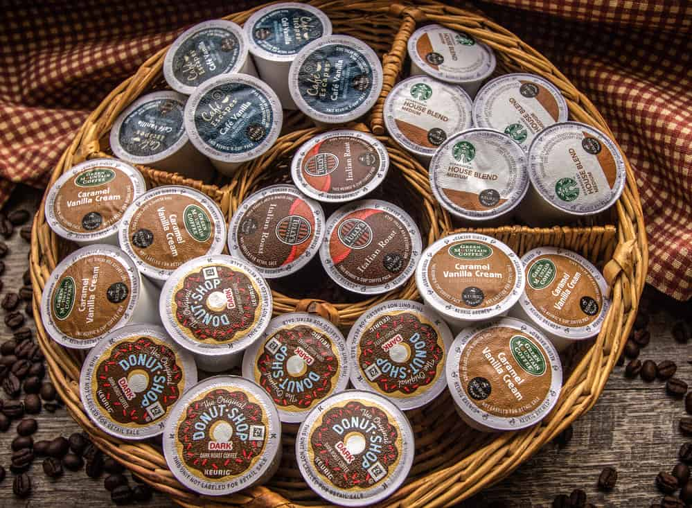 Do K-Cups have a lot of coffee in them