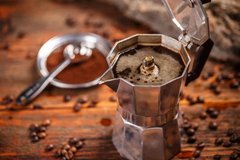 How do you use a Moka Pot to brew coffee