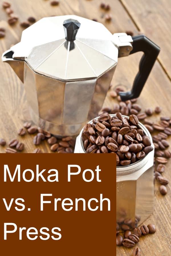Comparing French Press vs Moka Pot Coffee