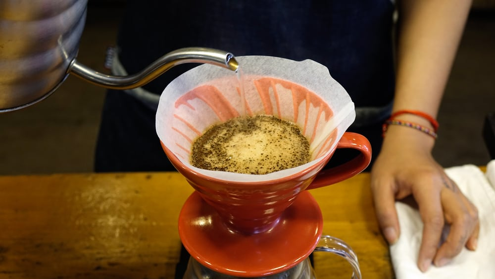 Comparing Pour-Over and AeroPress Coffee