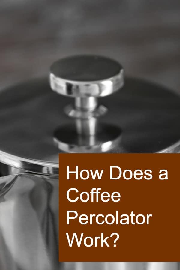 How do you make Perked Coffee?