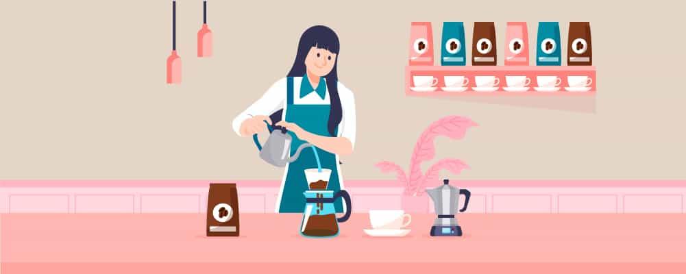 6.Preparing a Great Black Coffee